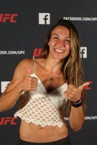 Amanda Ribas hot MMA