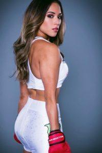 Valerie Loureda fight girl
