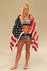 Holly Holm MMA girl