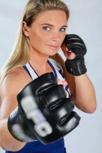 Mellony Geugjes fighter