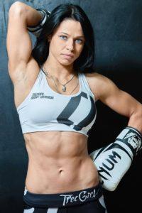 Lena Ovchynnikova hot MMA