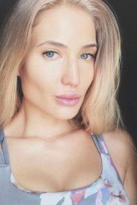 Anastasia Yankova beauty eyes