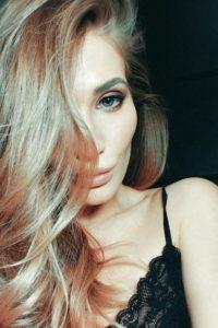 Anastasia Yankova hot lingerie