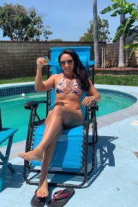 Carla Esparza hot bikini