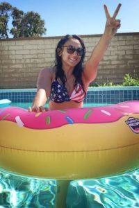 Carla Esparza pool