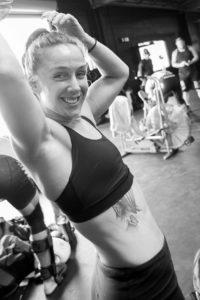 Vanessa Demopoulos MMA girl