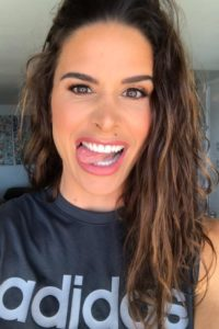 Danyelle Wolf face