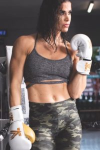 Danyelle Wolf hot MMA girl