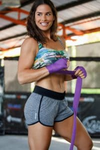 Danyelle Wolf hot fighter