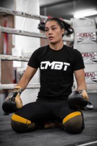 Janay Harding fighter babe