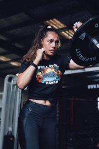 Janay Harding workout