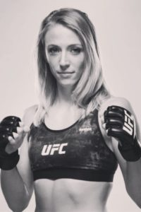 Emily Whitmire UFC fighter