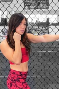 Meaghan Penning hot MMA babe