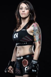 Charisa Sigala MMA fighter