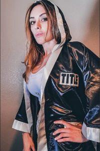 Charisa Sigala hot boxing girl