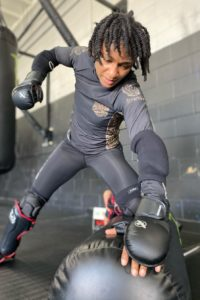 Angela Hill fighter